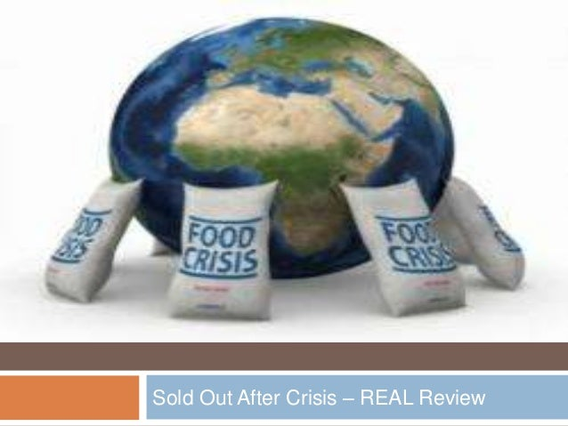 Sold Out After Crisis – REAL Review