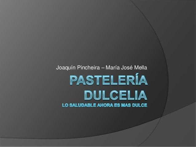 Joaquín Pincheira – María José Mella