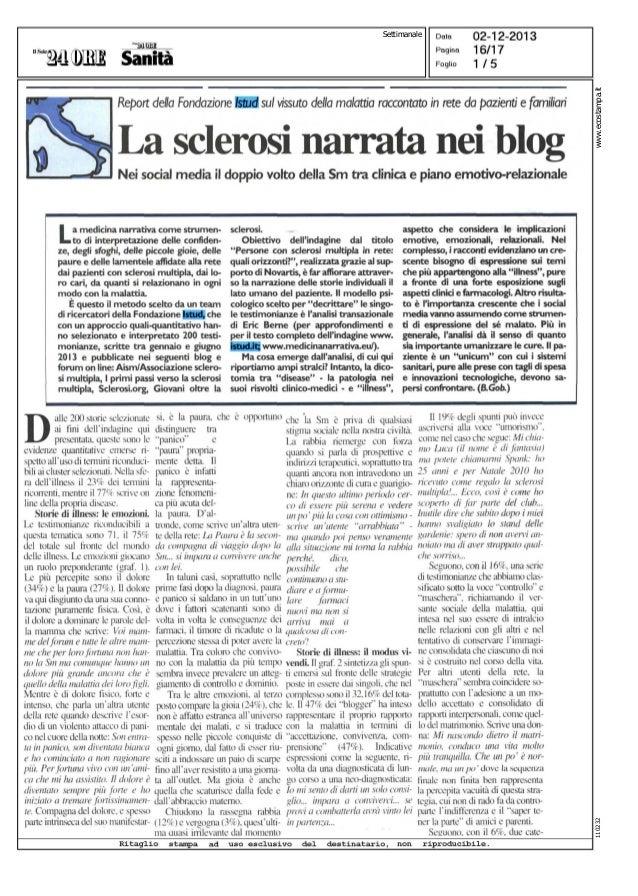 110232  www.ecostampa.it  Settimanale