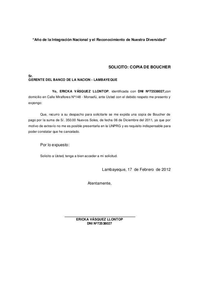 Solicitudes for Solicitud de chequera banco venezuela