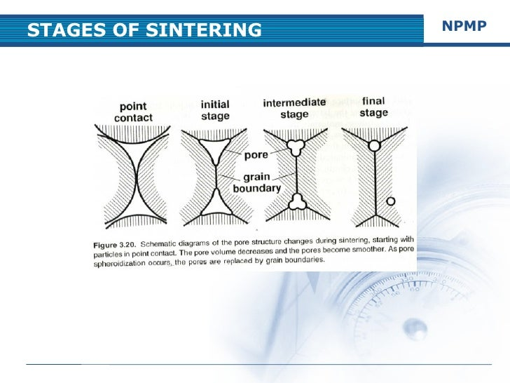 Solid State Sintering Fundamentals