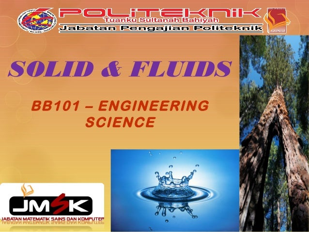 Solid and fluid