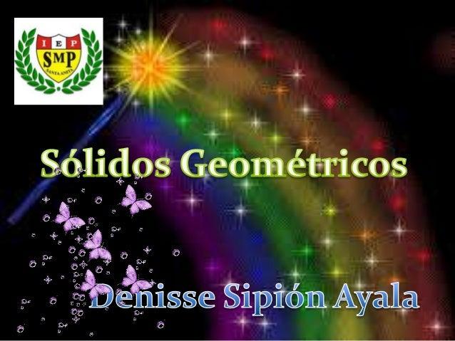 CUERPO GEOMÉTRICO Se denominan cuerpos geométricos a aquellos elementos que, ocupan un volumen en el espacio desarrollándo...