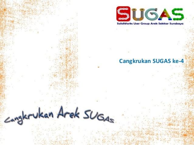 Materi cangkruan SUGAS IV - Product Design