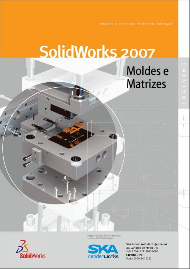 Solid works 2007   moldes e matrizes by romarioind www.therebels.de