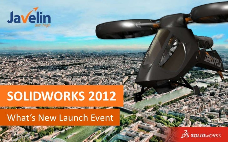 SolidWorks 2012 Launch Event