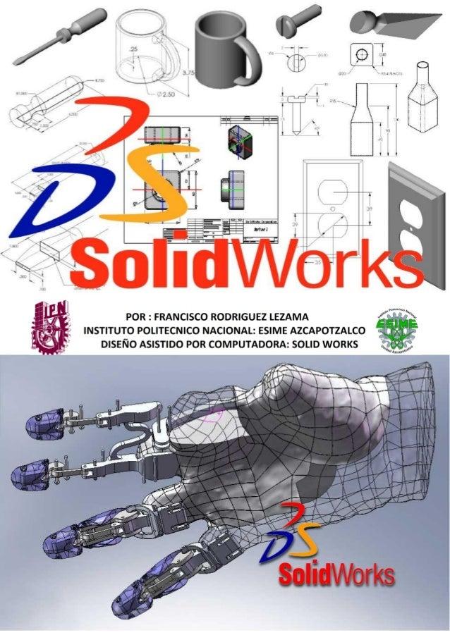 Solid works practicas esime azcapo