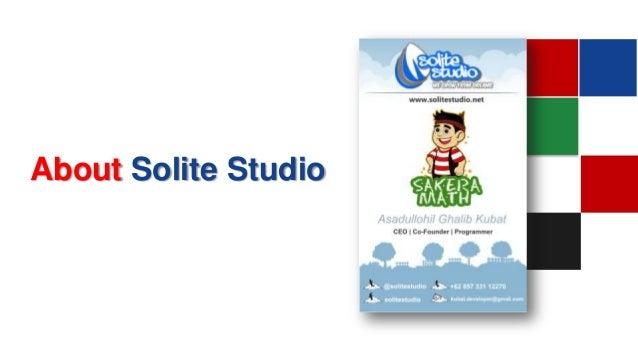 Solite Studio - New Game Startup in Indonesia