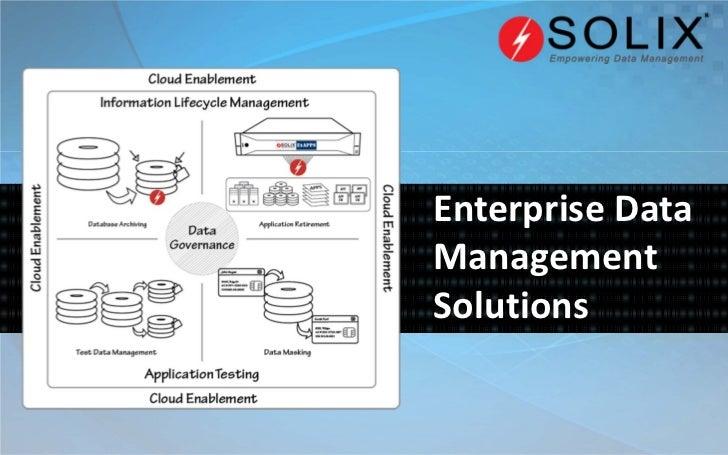 EnterpriseDataManagementSolutions