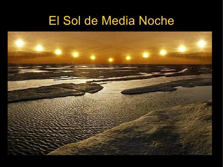 El Sol de Media Noche