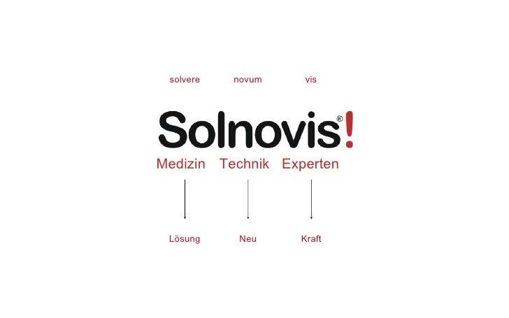 Solnovis Praesentation Webstory 200910