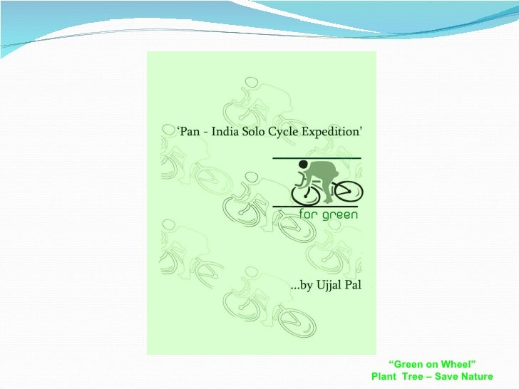 Solo Cycle Expedition across india