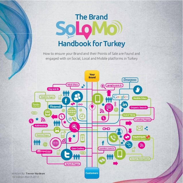 The Brand SoLoMo Handbook from Yellow Medya