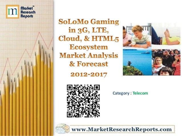 Category : Telecomwww.MarketResearchReports.com