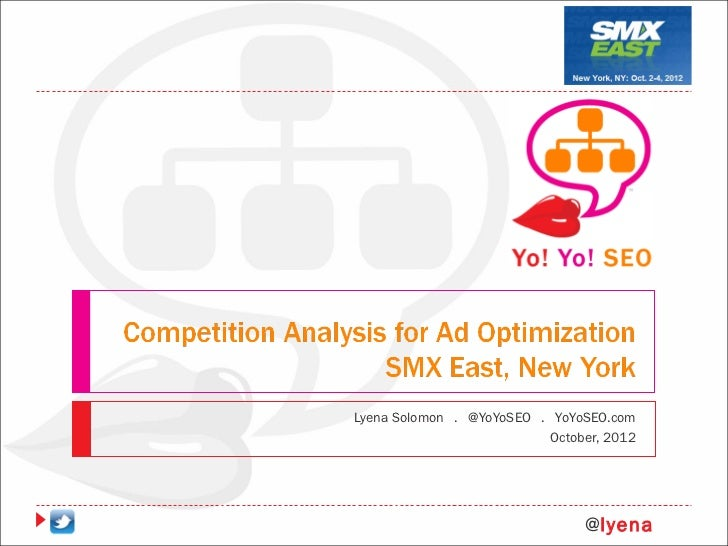 Competition Analysis For Ad Optimization
