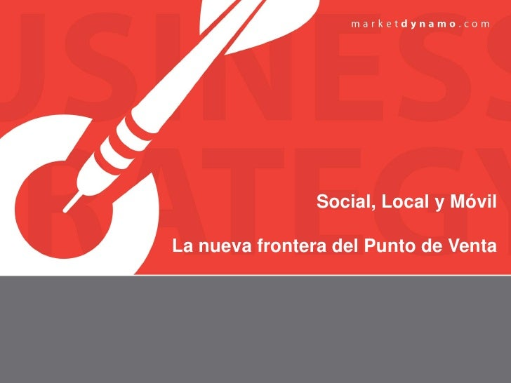 Social Local and Mobile: Conferencia ORT Uruguay