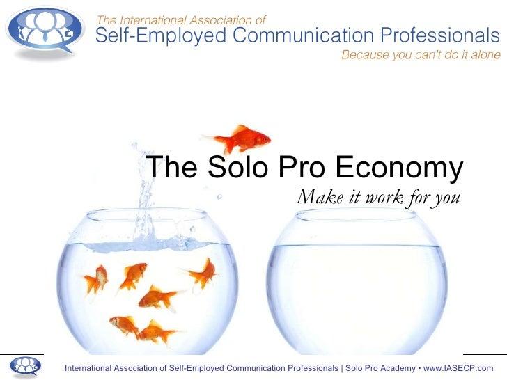 Solo pro economy