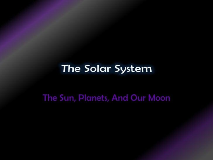 Solor system pp