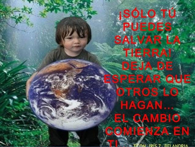Mensaje De Cuidado Del Medio Ambiente | MEJOR CONJUNTO DE FRASES