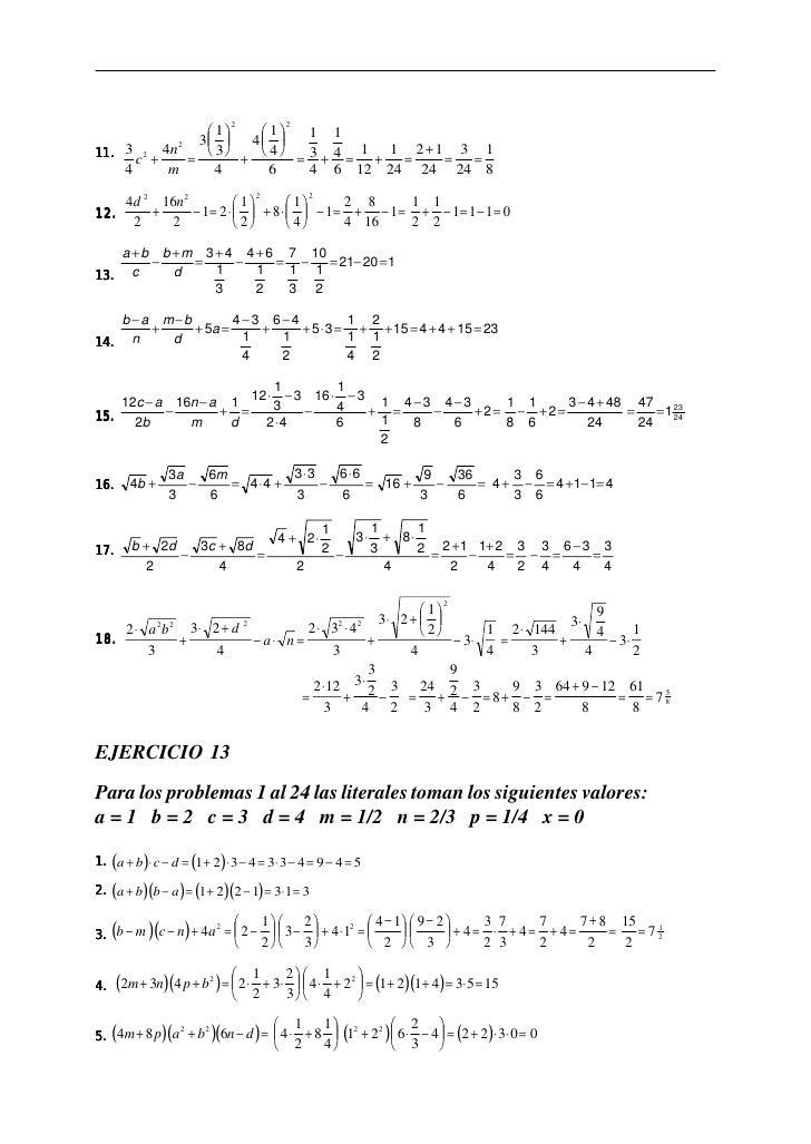 aritmetica de baldor nueva edicion pdf free