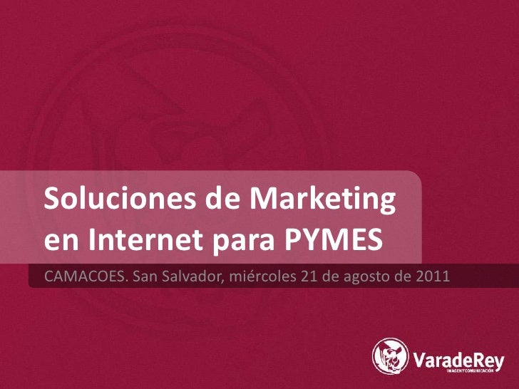 Soluciones de marketing en internet para pymes