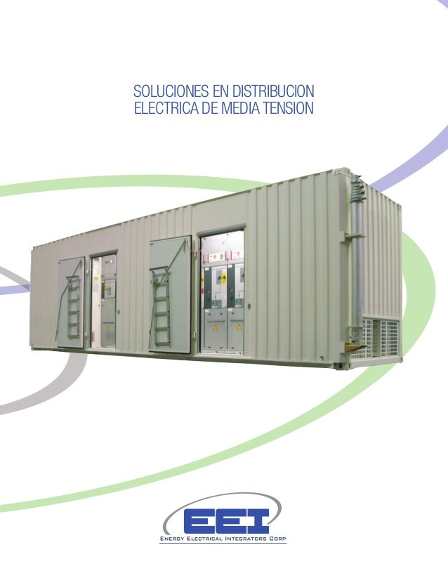 Containerized and prefabricated electrical buildings for E house