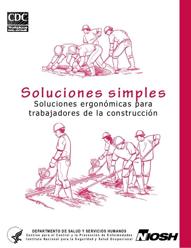 Soluciones ergonómicas para el trabajador