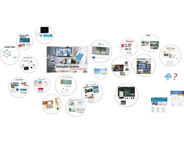 Soluções online   cloud computing
