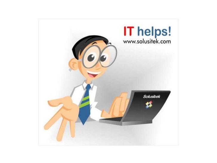Solusitek IT Services