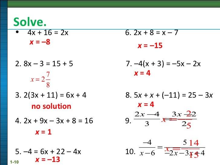 write and solve an inequality for x