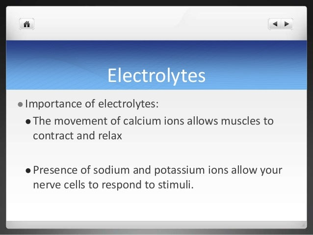 effects of electrolytes when dissolved To be an electrolyte, a substance must be able to conduct electricity  if a current  flows through the substance when it is molten or dissolved, it is an electrolyte.