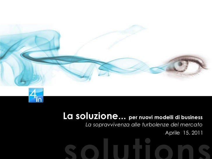 Solutions 4in
