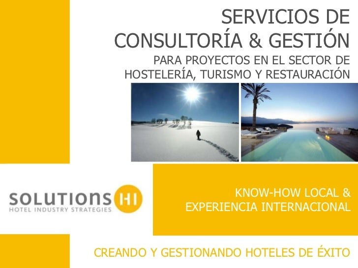Solutions hi spanish