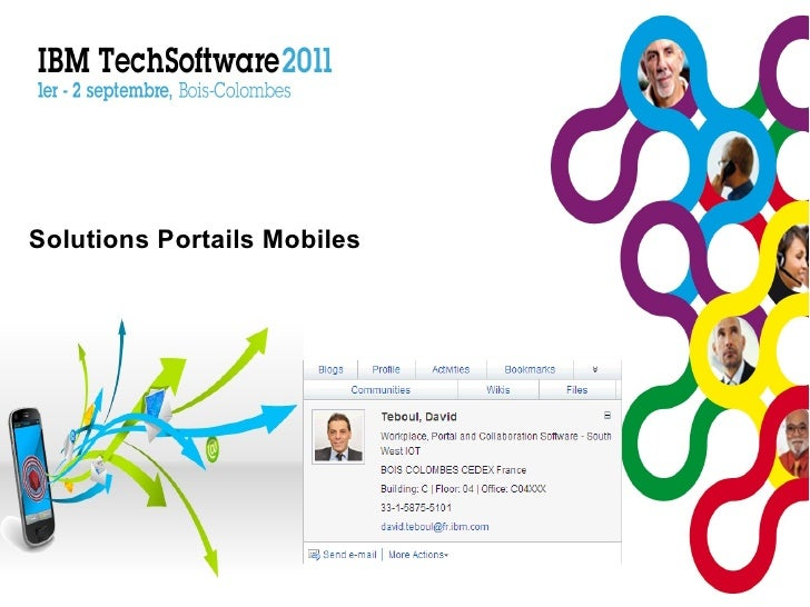 Solutions Portails Mobiles