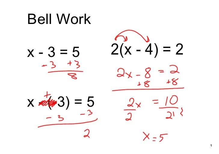 Solve Eq Example 01