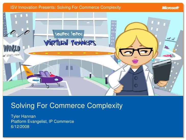 Solving For Commerce Complexity