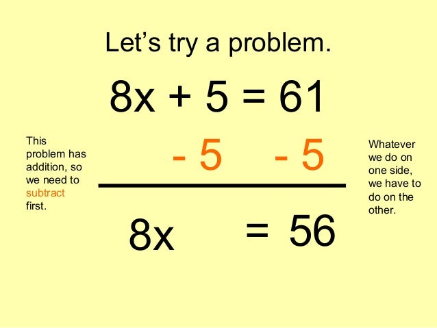 Problem Solving In Subtraction