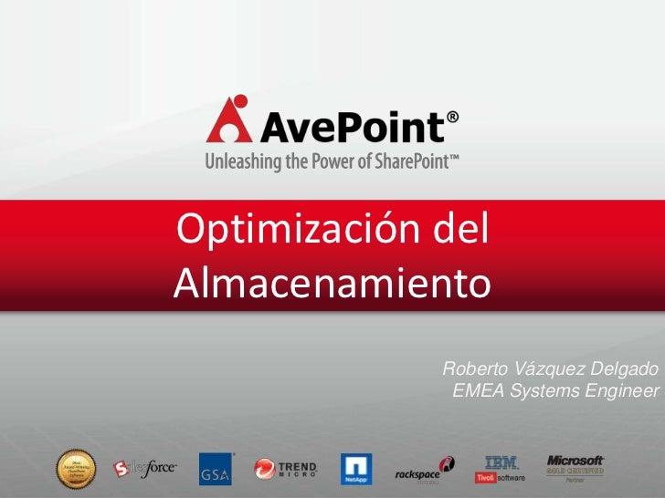 SharePoint Storage Optimization