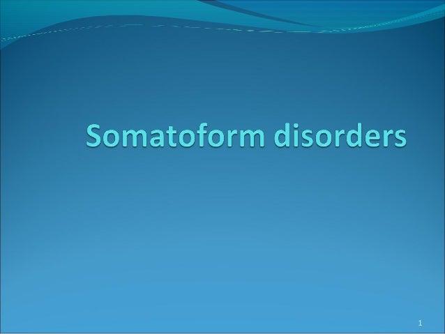 psychiatry.Somatoform disorders animation part i.(dr.nzar)