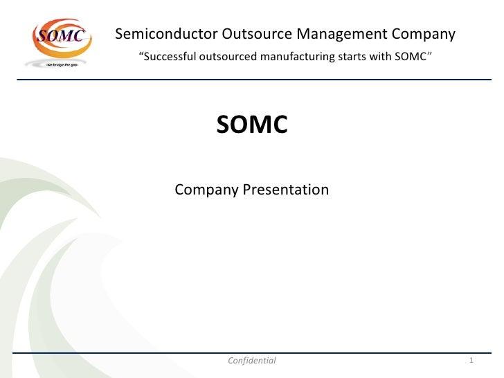 Somc Company Presentation