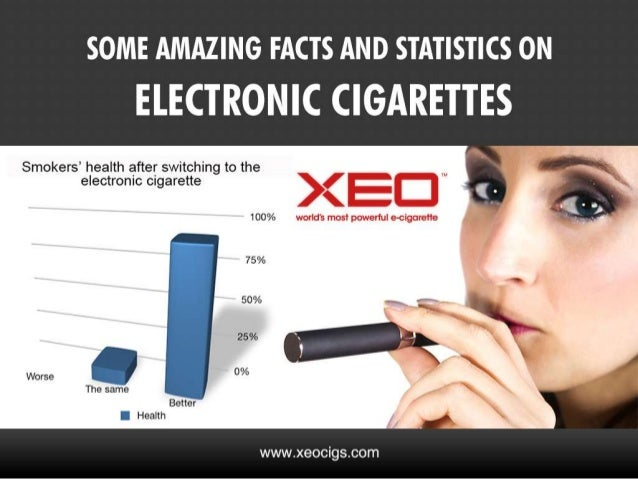 Amazing Facts About E-cigarette Industry