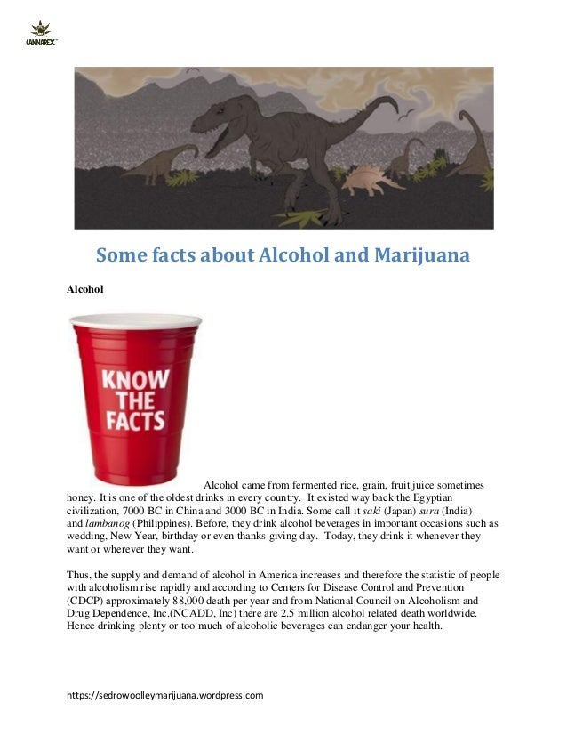 some straight facts about alcohol Click each of the myths below to show the facts about alcohol myth 1 i can drink and still be in control fact 1 (either straight or in a mixed drink.