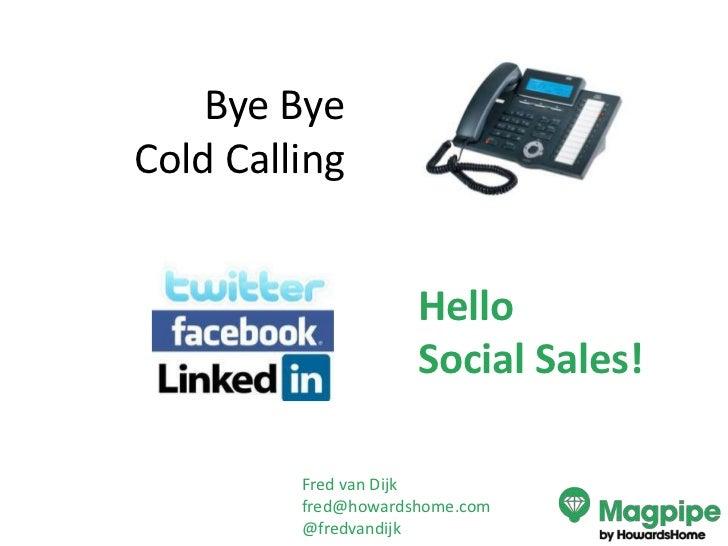 Some in 1 day magpipe presentatie social sales