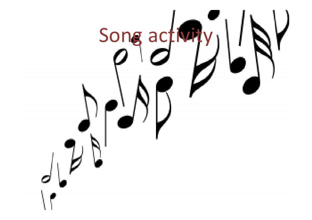 Song activity