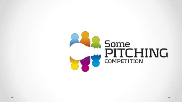 SomePitching competition slides