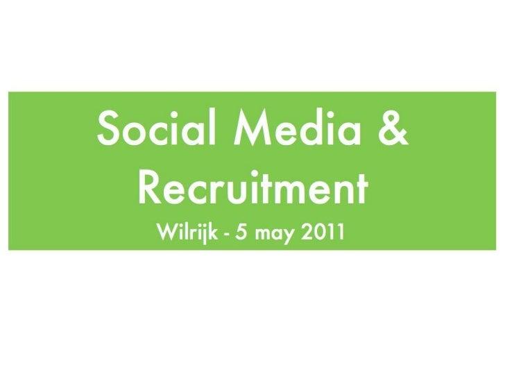 So me recruitment_20110505