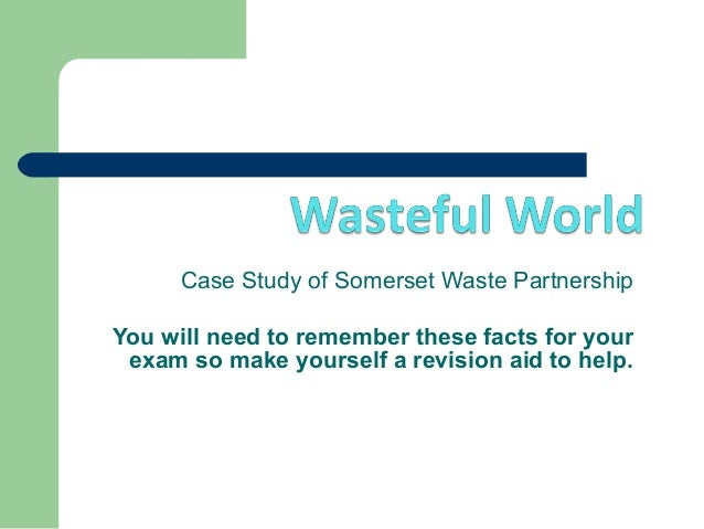 Somerset case study