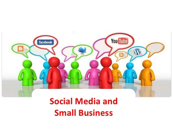 Social Media Slideshare Presentation