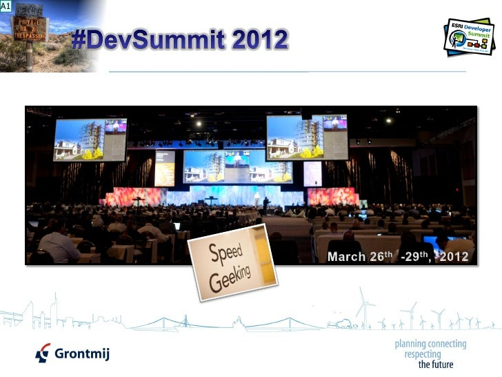 Some thoughts on DevSummit 2012 including comments and links (PDF)