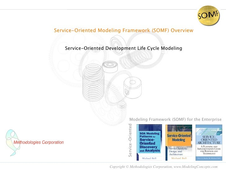 Service-Oriented Modeling Framework (SOMF) Overview       Service-Oriented Development Life Cycle Modeling                ...